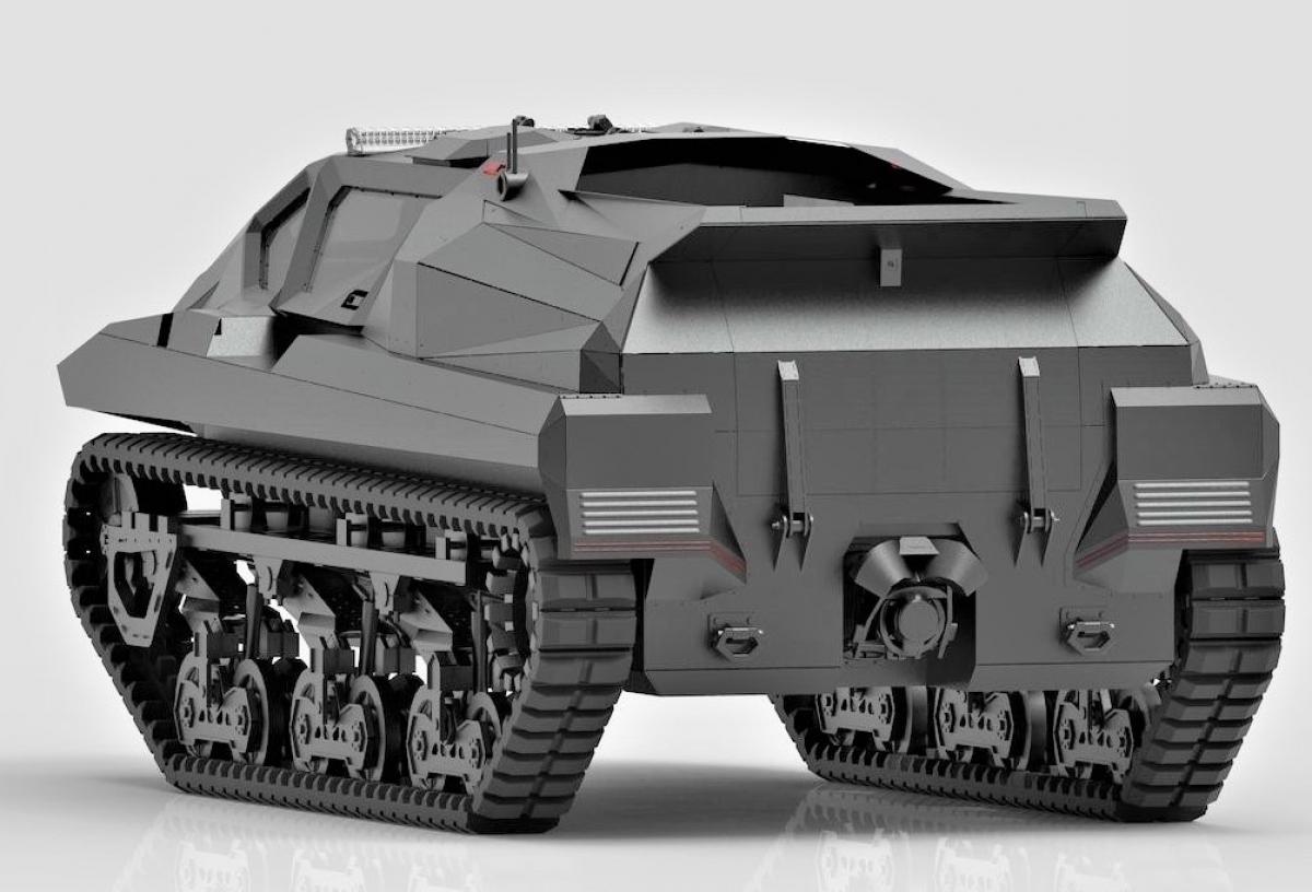 Phương tiện đa chức năng Storm được thiết kế cho một loạt các ứng dụng quân sự và dân dụng chuyên dụng. Nguồn: highlandsystems.me