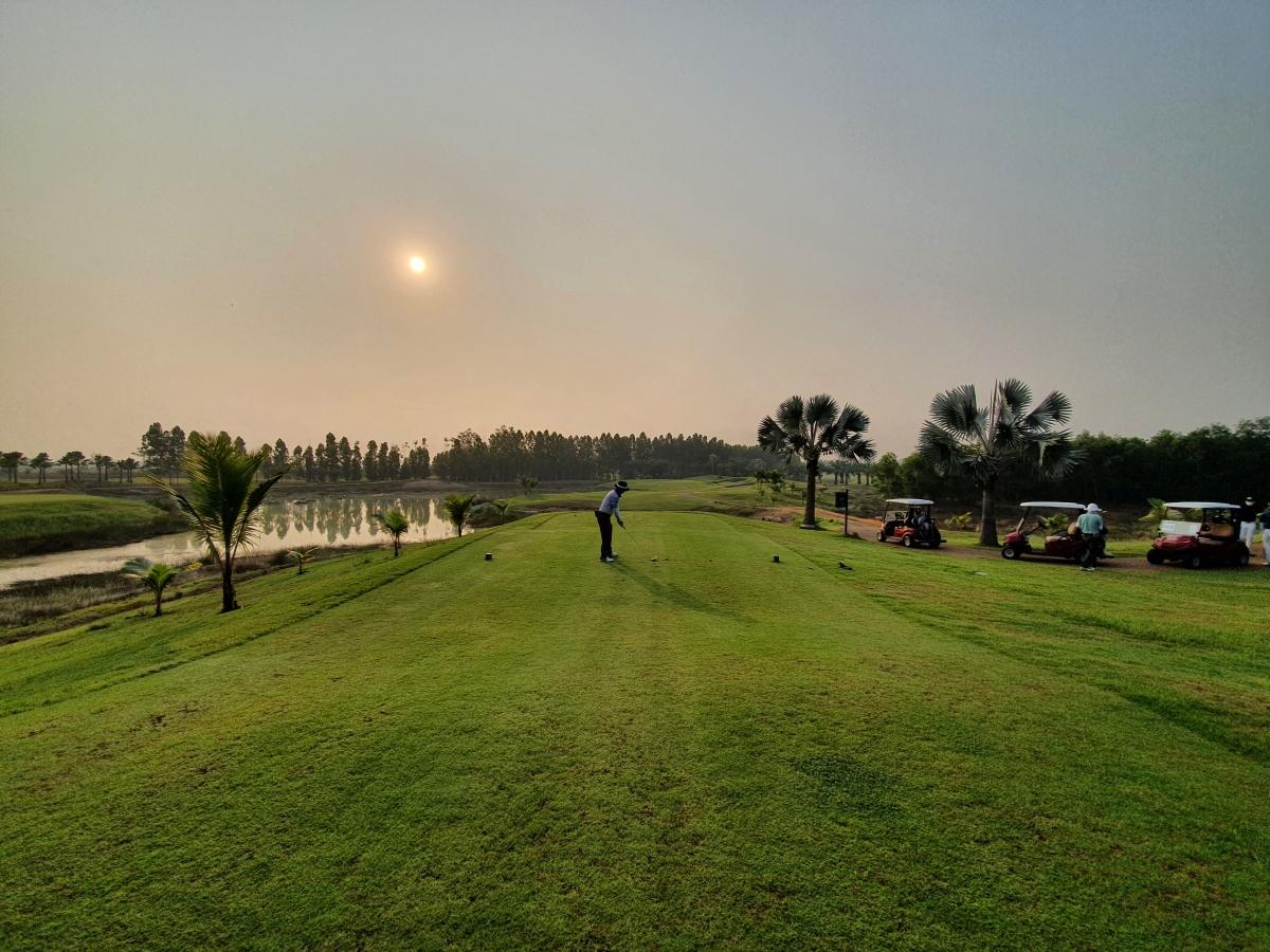 Sân golf Artitaya Country Club tại Nakhon Nayok, Thái Lan. Nguồn: Reuters