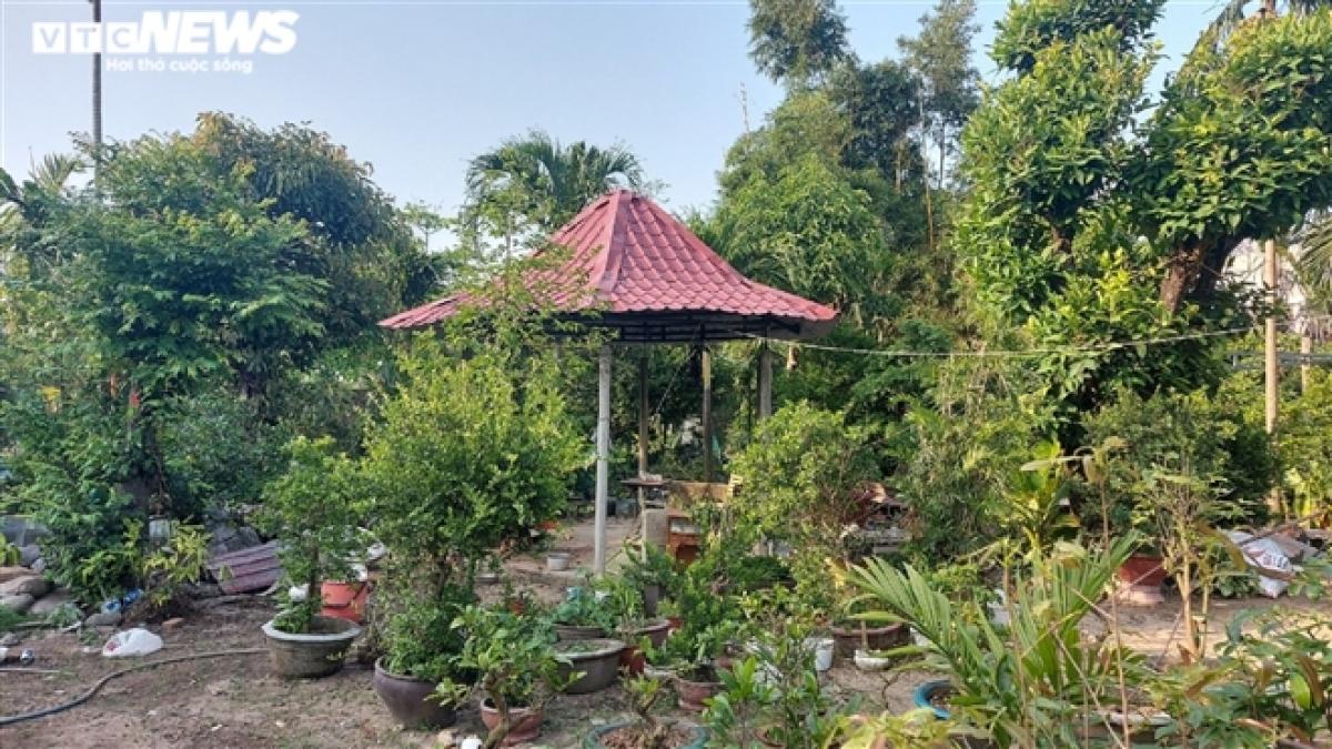 Khu đất của gia đình ông Côi bị UBND quận Sơn Trà áp giá đền bù thấp.