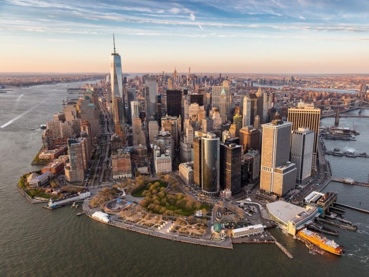 Căn nhà tại 212 Fifth, New York City được Jeff Bezos mua với giá 80 triệu USD.