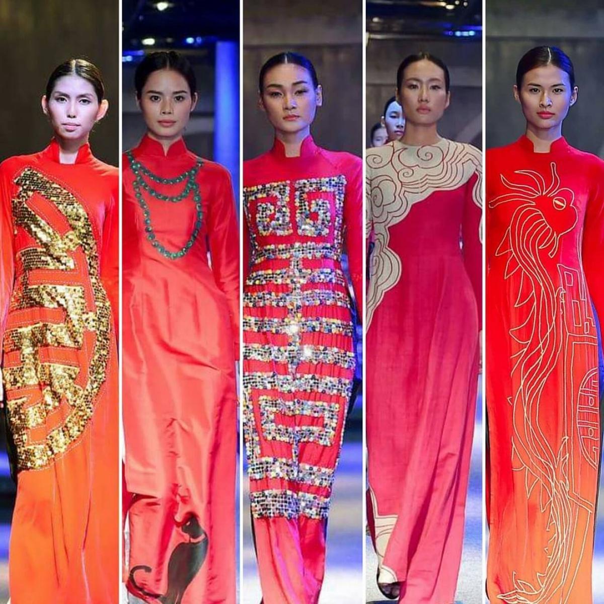 Hầu hết các thiết kế của Diego Chula đều lấy cảm hứng từ văn hóa Việt Nam.