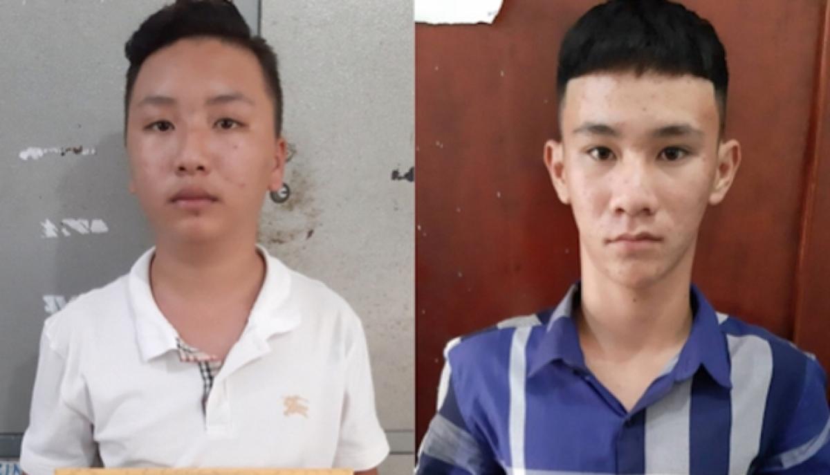 Hai bị can bị tạm giam để điều tra.