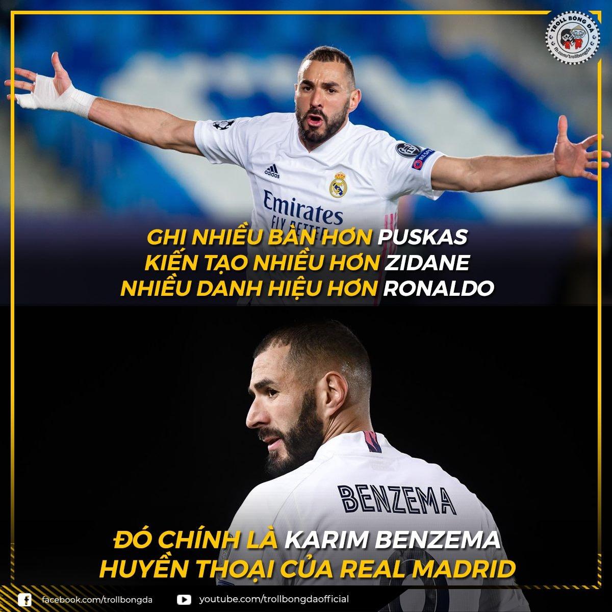Biếm họa 24h: Benzema xứng đáng là huyền thoại của Real Madrid - Ảnh 2.