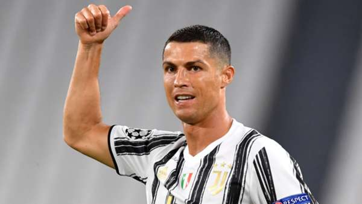 2. Cristiano Ronaldo | Juventus | 20 bàn thắng (40 điểm).