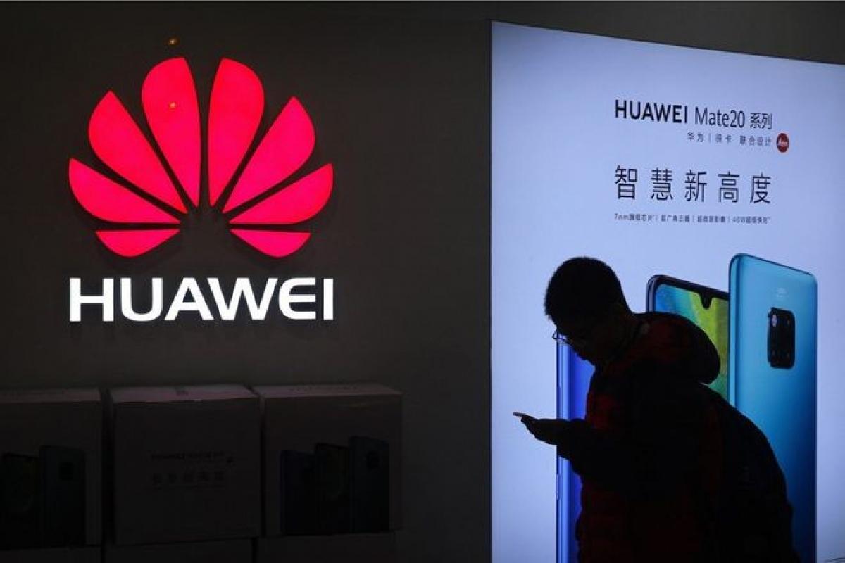 Không thể tìm thấy Nike hay Adidas trên cửa hàng ứng dụng của Huawei - Ảnh chụp màn hình SCMP.