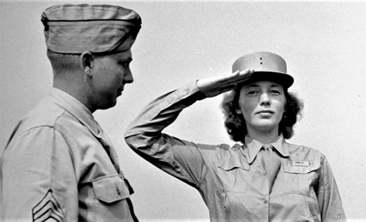 Hiện luật pháp Mỹ cho phép phụ nữ đã đạt được đầy đủ vị trí trong các lực lượng vũ trang của nước này; Nguồn: history.com