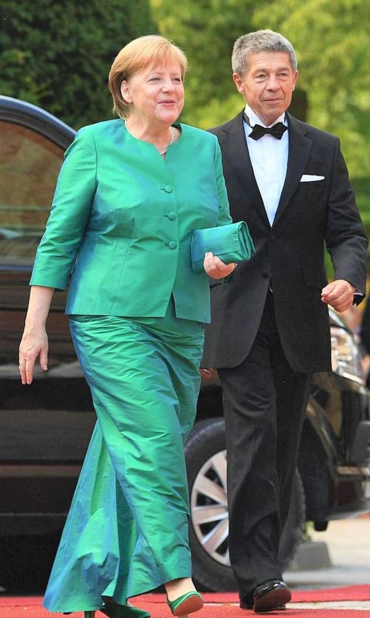 Vợ chồng nữ Thủ tướng Đức có lối sống giản dị và tiết kiệm; Nguồn: dailymail.co.uk