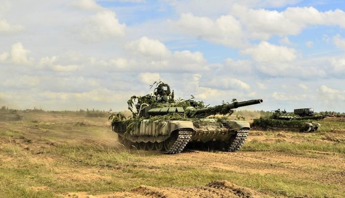 T-72 vẫn đang là một trong những xe tăng chiến đấu chủ lực của Lục quân Nga; Nguồn: deagel.com