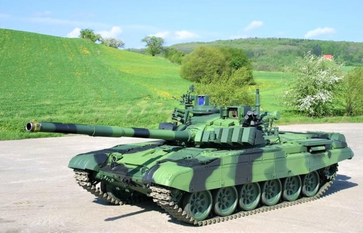 Séc đã nâng cấp T-72 lên chuẩn T-72M4CZ rất thành công; Nguồn: wikipedia.org