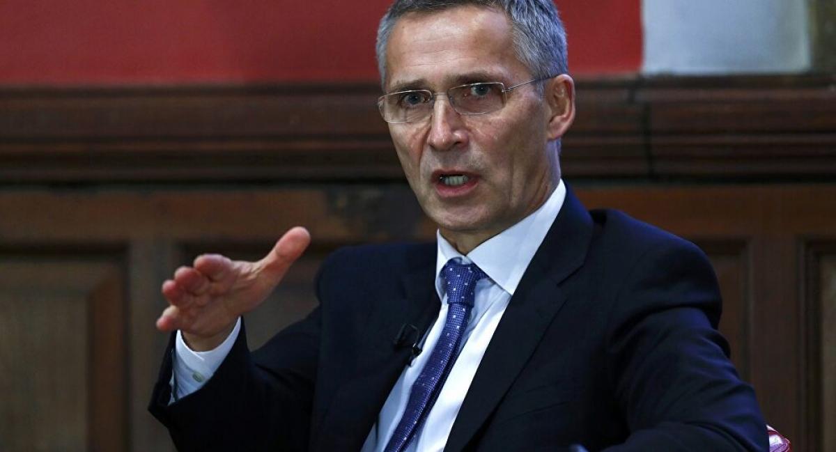 Tổng thư ký Tổ chức Hiệp ước Bắc Đại Tây Dương (NATO) Jens Stoltenberg. Ảnh: Sputnik