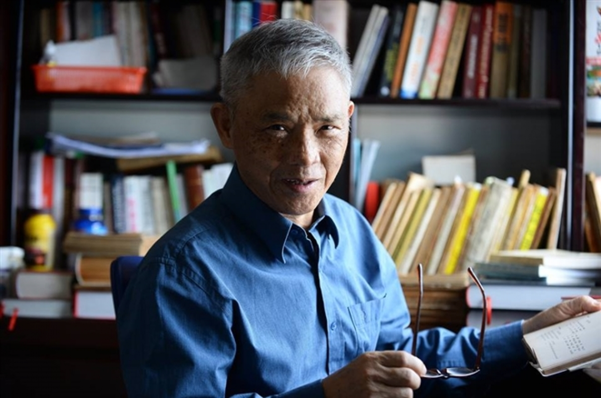 Nhà nghiên cứu Vương Trí Nhàn.
