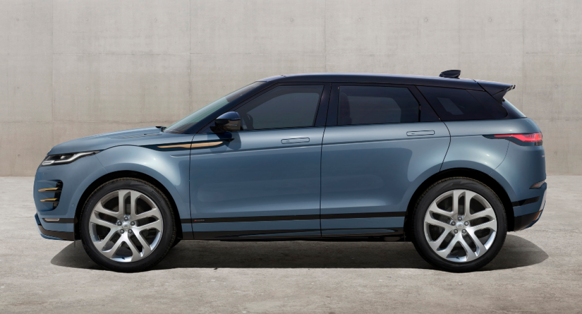 Range RoverVelar.