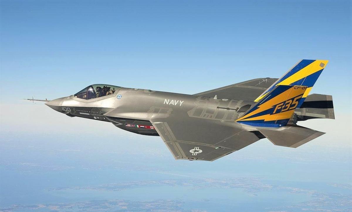 Tương lai chiến đấu cơ tàng hình đắt nhất hành tinh F-35 rất mờ mịt. Nguồn: Flickr.com