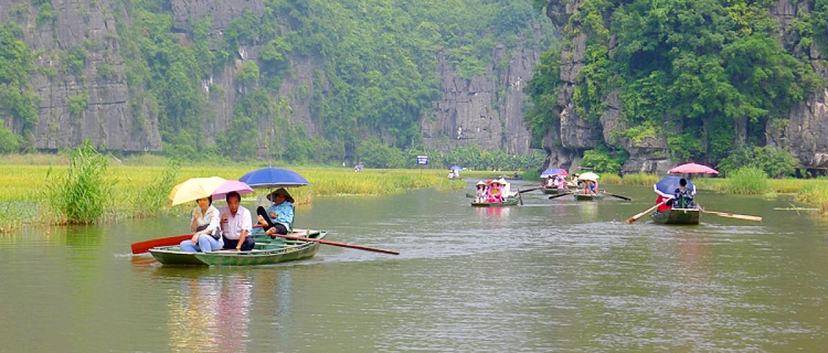 TCDL sẽ phối hợp với tỉnh Ninh Bình và các địa phương liên quan về công tác tổ chức Năm Du lịch Quốc gia 2021. Ảnh: Thành Công