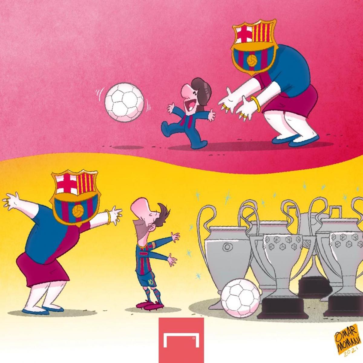 Biếm họa 24h: Benzema xứng đáng là huyền thoại của Real Madrid - Ảnh 5.