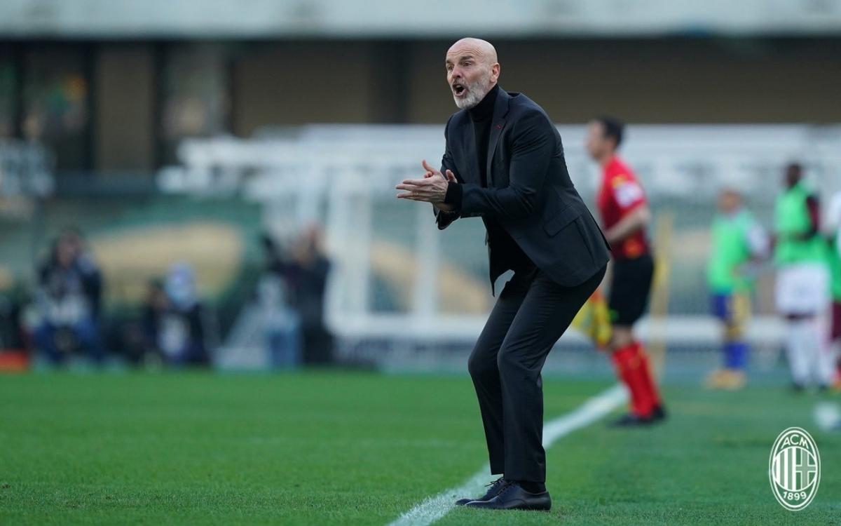 Thầy trò HLV Stefano Pioli có 56 điểm sau 26 vòng đấu tại Serie A.