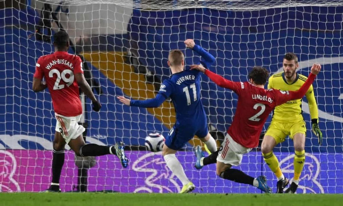 Chelsea và MU đều có những cơ hội của riêng mình nhưng đều không thể tận dụng để ghi bàn.