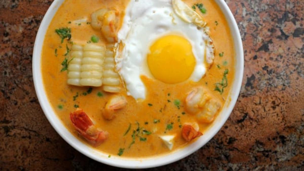 Chupe de camarones of Peru (Photo: Katherine Frey/The Washington Post/Getty Images)