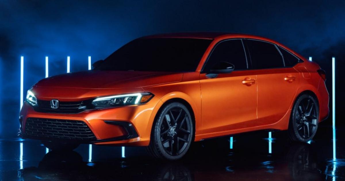 Honda Vicic Prototype ra mắt hồi tháng 11/2020.