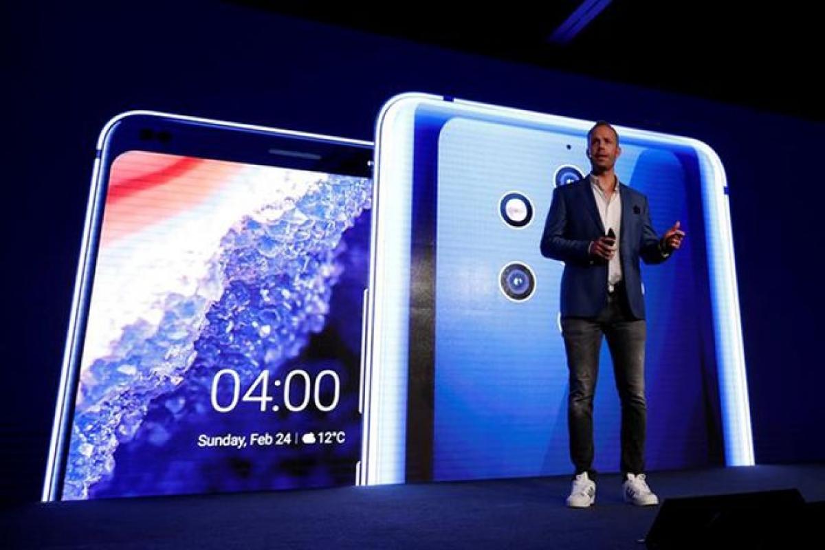 Ông Juho Sarvikas được biết đến với nhiều thông tin về các smartphone Nokia sắp ra mắt. (Ảnh: Reuters)