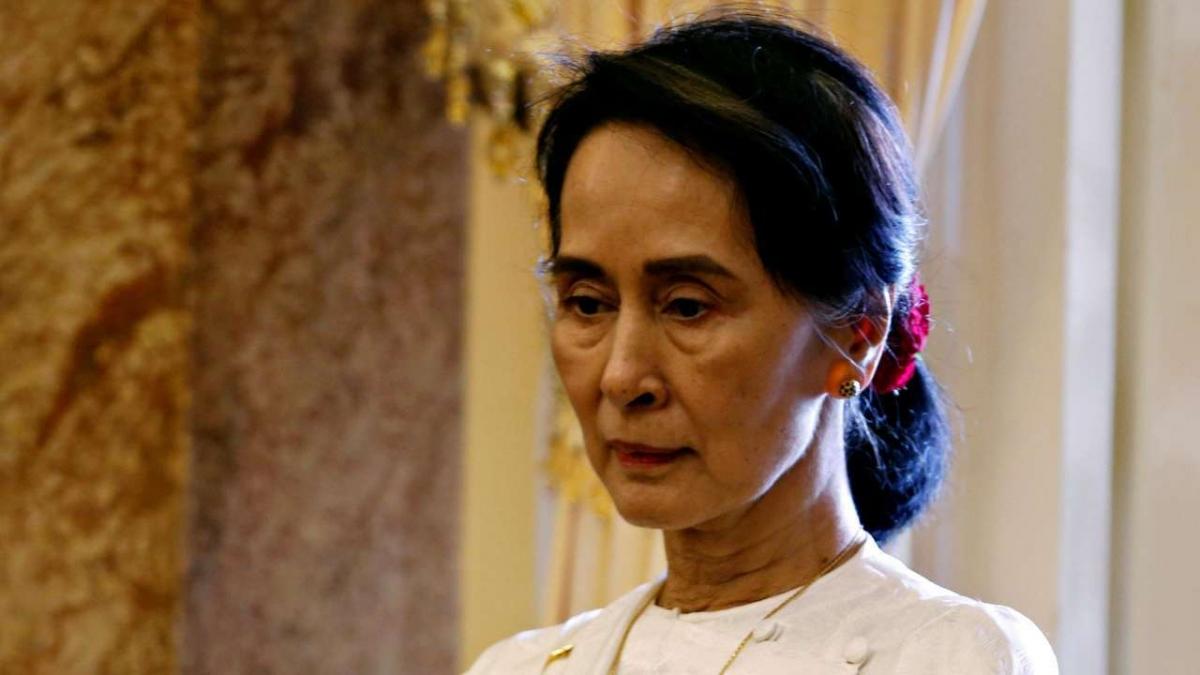 Bà San Suu Kyi. Ảnh: DNA India.