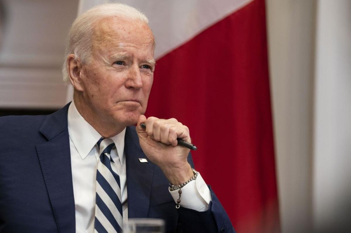 Tổng thống Biden. Ảnh: New York Times