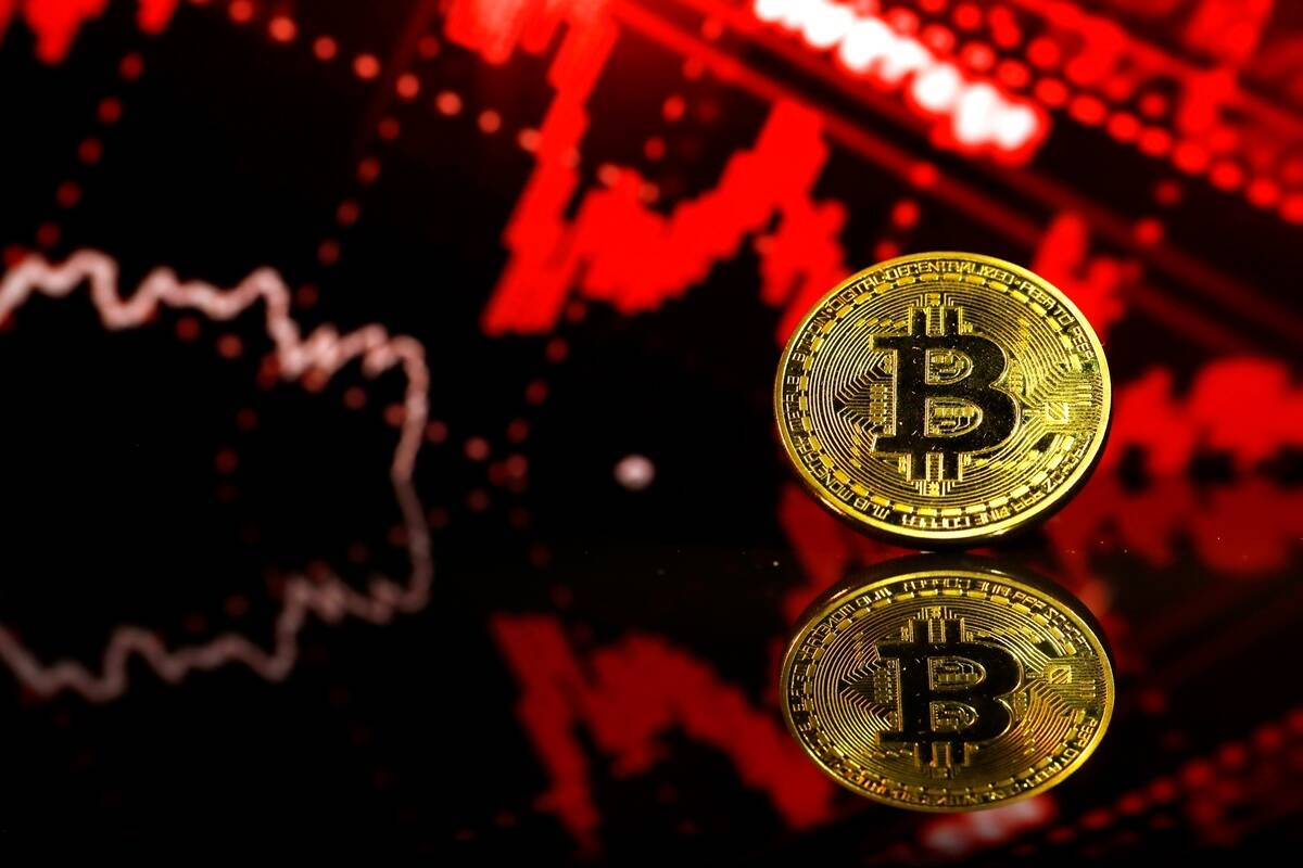 Giá Bitcoin tăng mạnh trong những phiên giao dịch gần đây. (Ảnh minh họa: Financial Express)