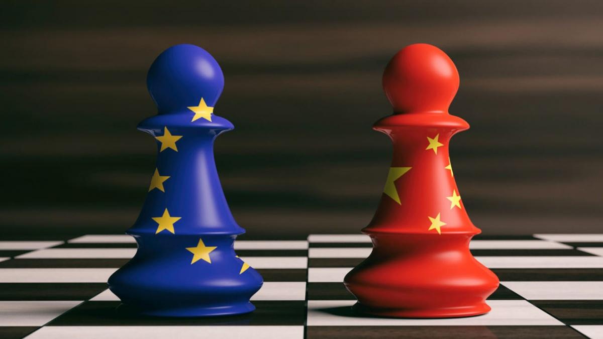 EU và Trung Quốc đang trả đũa lẫn nhau.