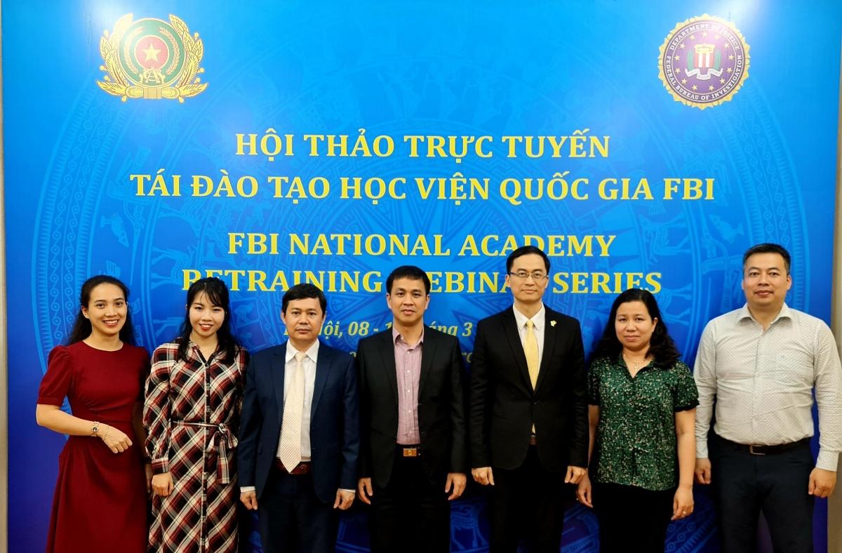 Việt Nam- Hoa Kỳ hội thảo trực tuyến về tội phạm xuyên quốc gia.