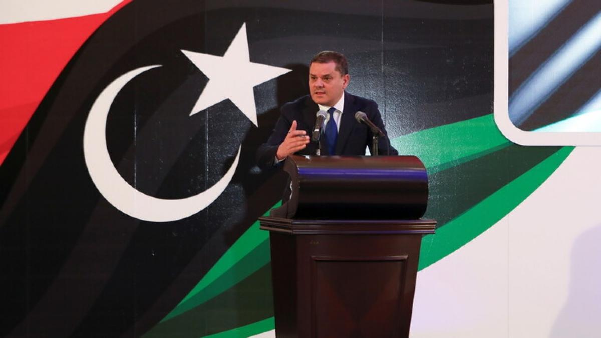Chính phủ lâm thời Libya đề xuất thành viên. Ảnh: RT