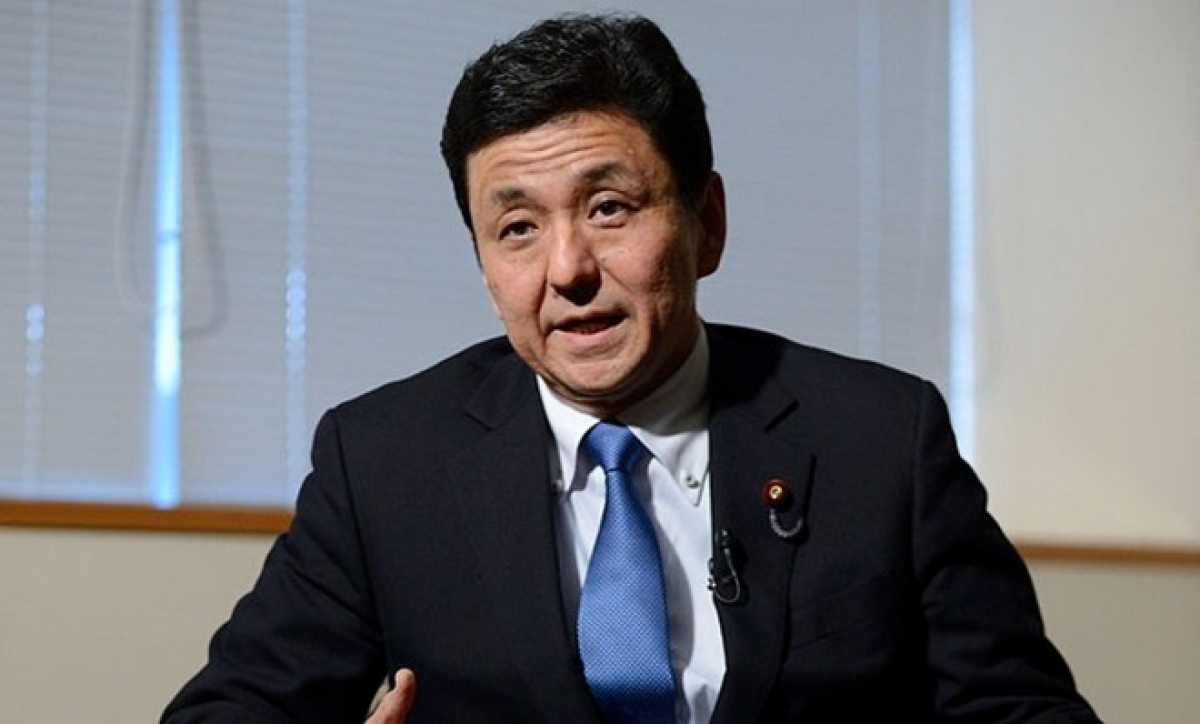Bộ trưởng Phòng vệ Nhật Bản Kishi Nobuo. Ảnh: Reuters