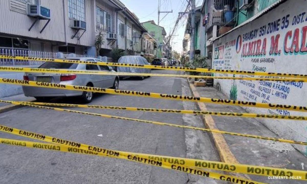 Một số khu vực tại Manila bị phong tỏa. Nguồn: CNN Philippines