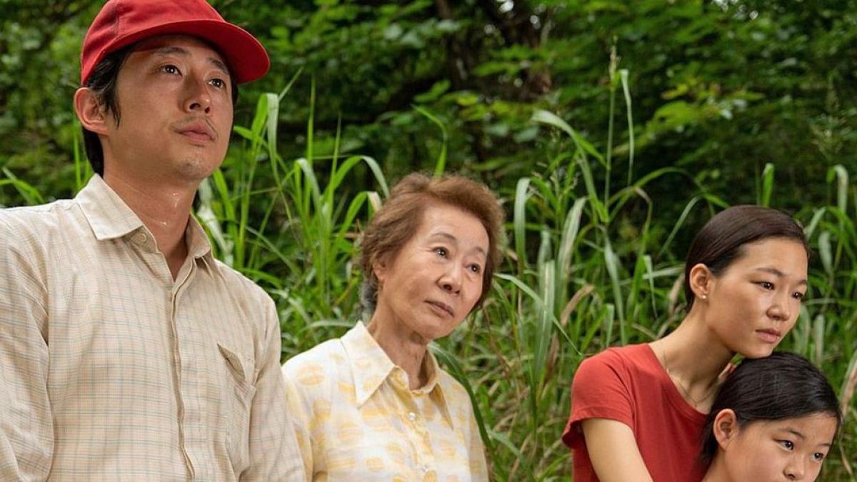 """Vai diễn trong """"Minari"""" đã mang về đề cử """"Nữ diễn viênphụ xuất sắc"""" dành choYoun Yuh Jung."""