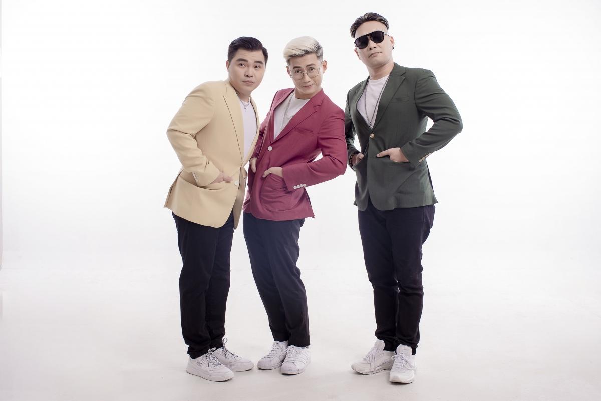 Nhóm MTV hiện giờ gồm 3 thành viên Lê Minh - Thiên Vương - Anh Tuấn.
