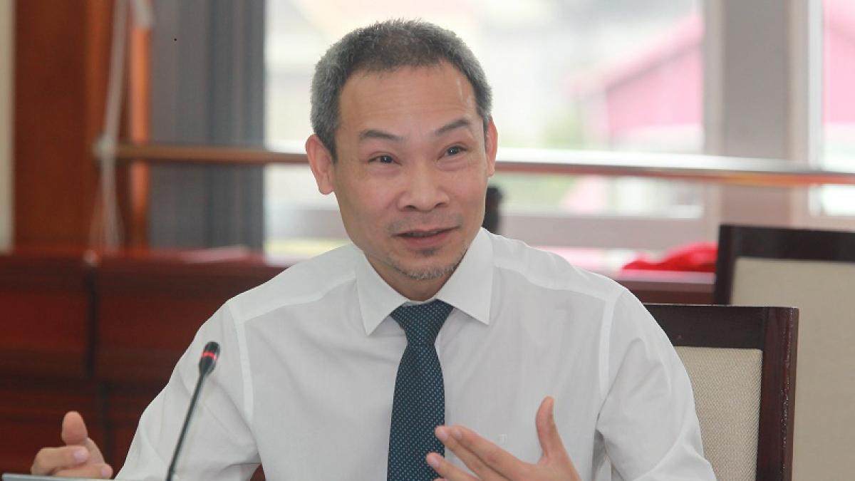 Ông Phan Đức Hiếu, Phó Viện trưởng Viện Quản lý Kinh tế Trung ương (CIEM). (Ảnh: Báo Đầu tư)
