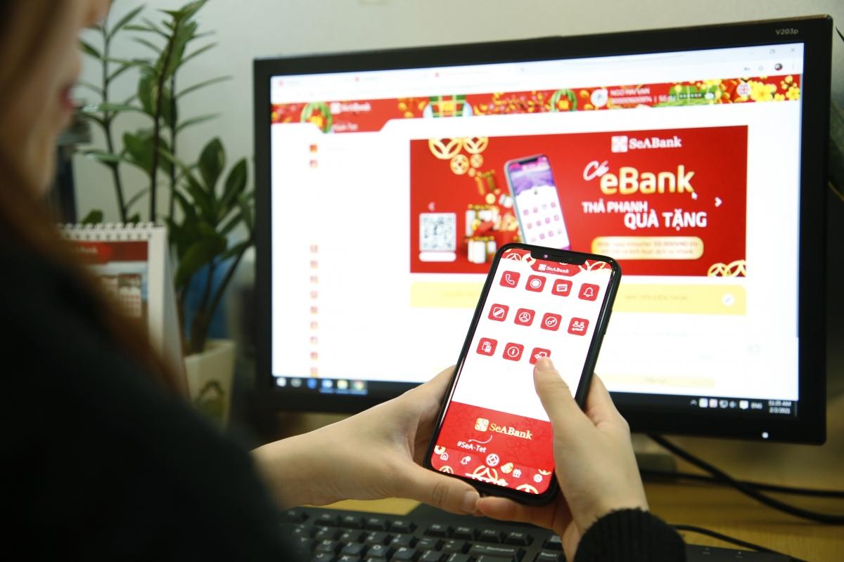 Ứng dụng trí tuệ nhân tạo giúp ngân hàng số SeAMobile gia tăng tiện ích và trải nghiệm khách hàng.