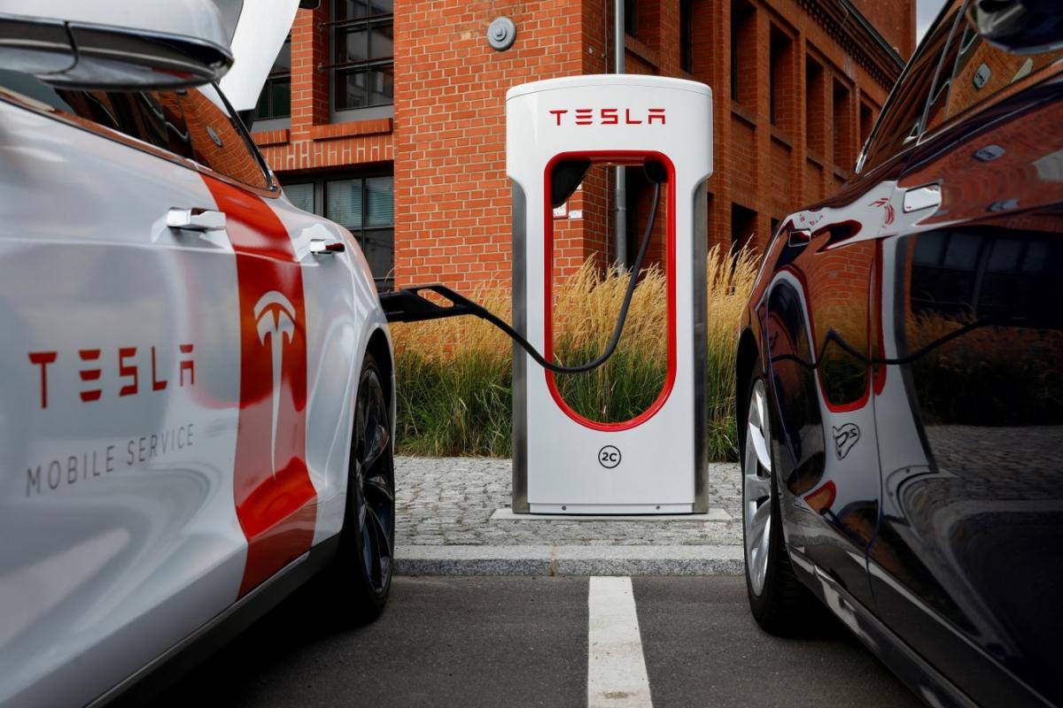 Trạm sạc nhanh của Tesla đang dần phủ sóng khu vực Đông Nam Á.