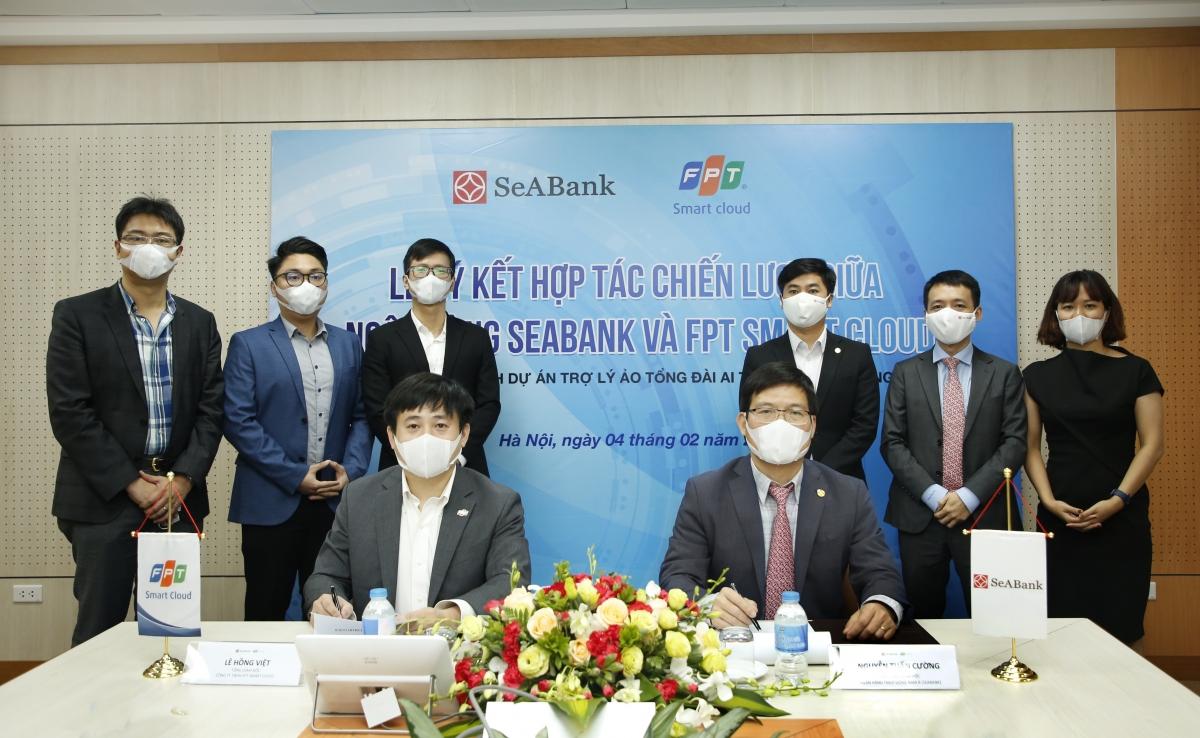 SeABank là ngân hàng đầu tiên tại Việt Nam ứng dụng giải pháp Trợ lý ảo tổng đài FPT AI.