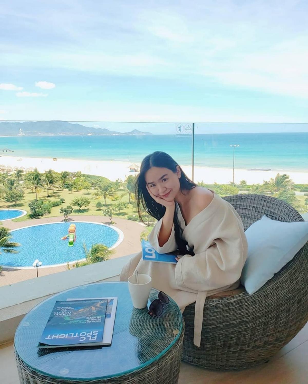 Tại các phòng khách sạn view biển, du khách có thể thu trọn khung cảnh biển trời thơ mộng. (Ảnh: FLC Quy Nhơn)