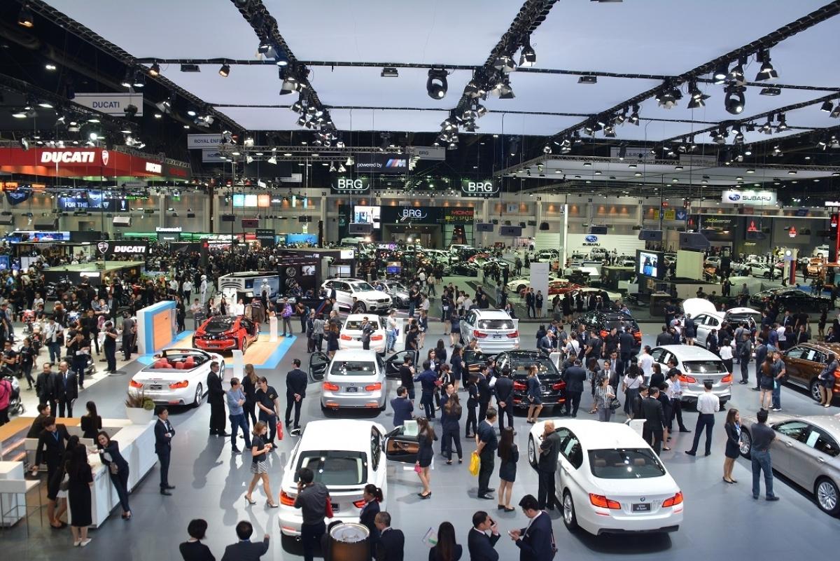Thị trường ô tô Đông Nam Á luôn được đánh giá là thị trường đầy tiềm năng trong lĩnh vực xe điện.