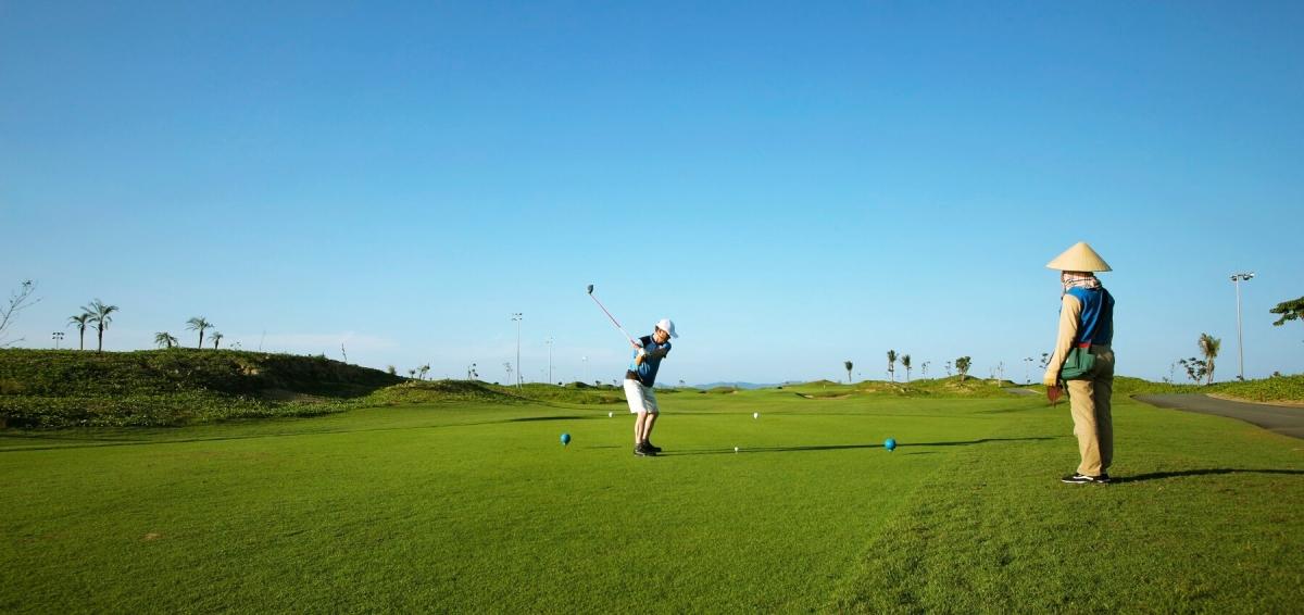 FLC Samson Golf Links đã và đang chiếm được cảm tình từ cộng đồng golf Việt.