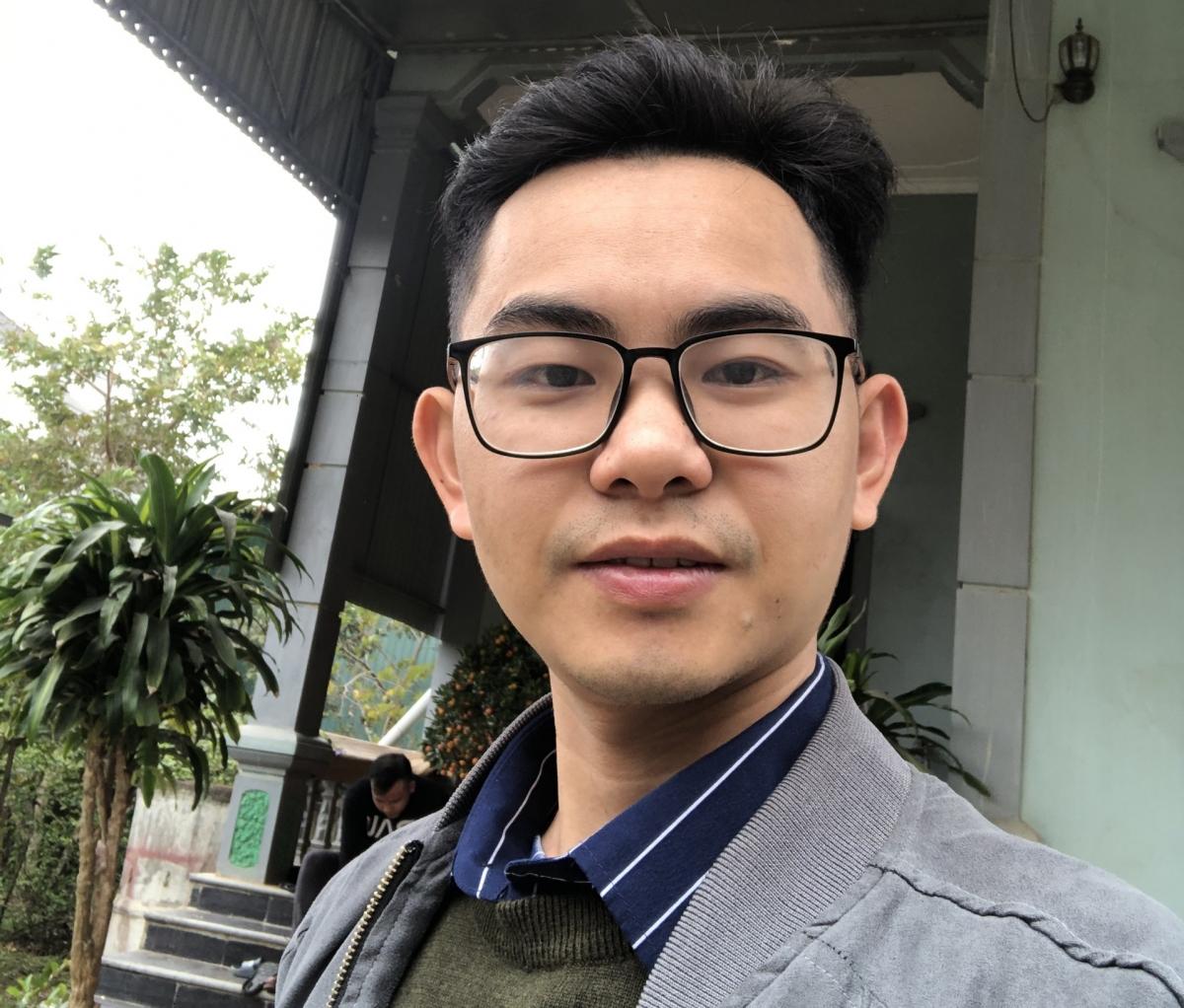 Anh Nguyễn Hữu Cương - người có kinh nghiệm 4 năm đầu tư tiền kỹ thuật số