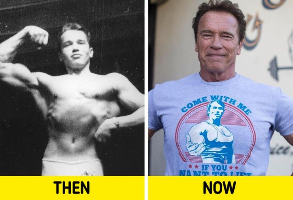 Từ thời trẻ, tài tử kiêm kiêm cựu Thống đốc bangCalifornia Arnold Schwarzenegger đã đam mê tập thể hình.