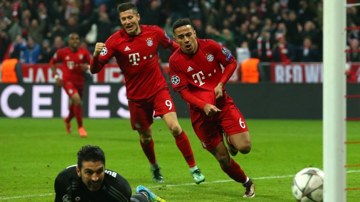 Bayern vượt qua Juventus theo kịch bản khó tin cách đây 5 năm. (Ảnh: Getty).