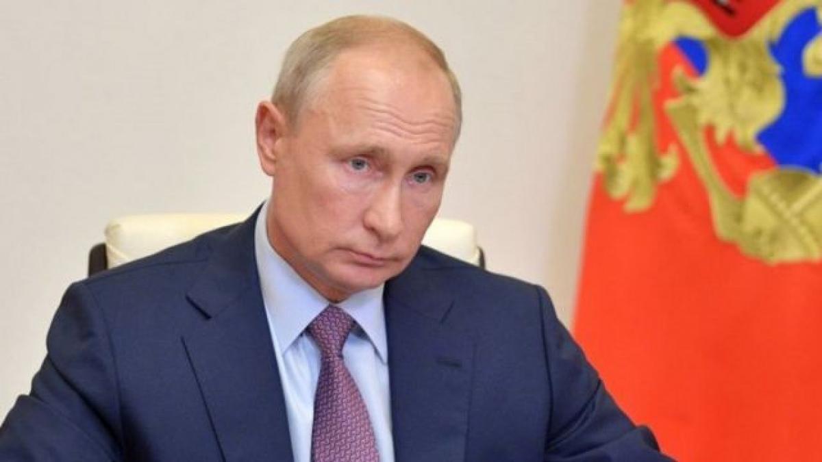 Tổng thống Nga Putin. Ảnh: BBC.