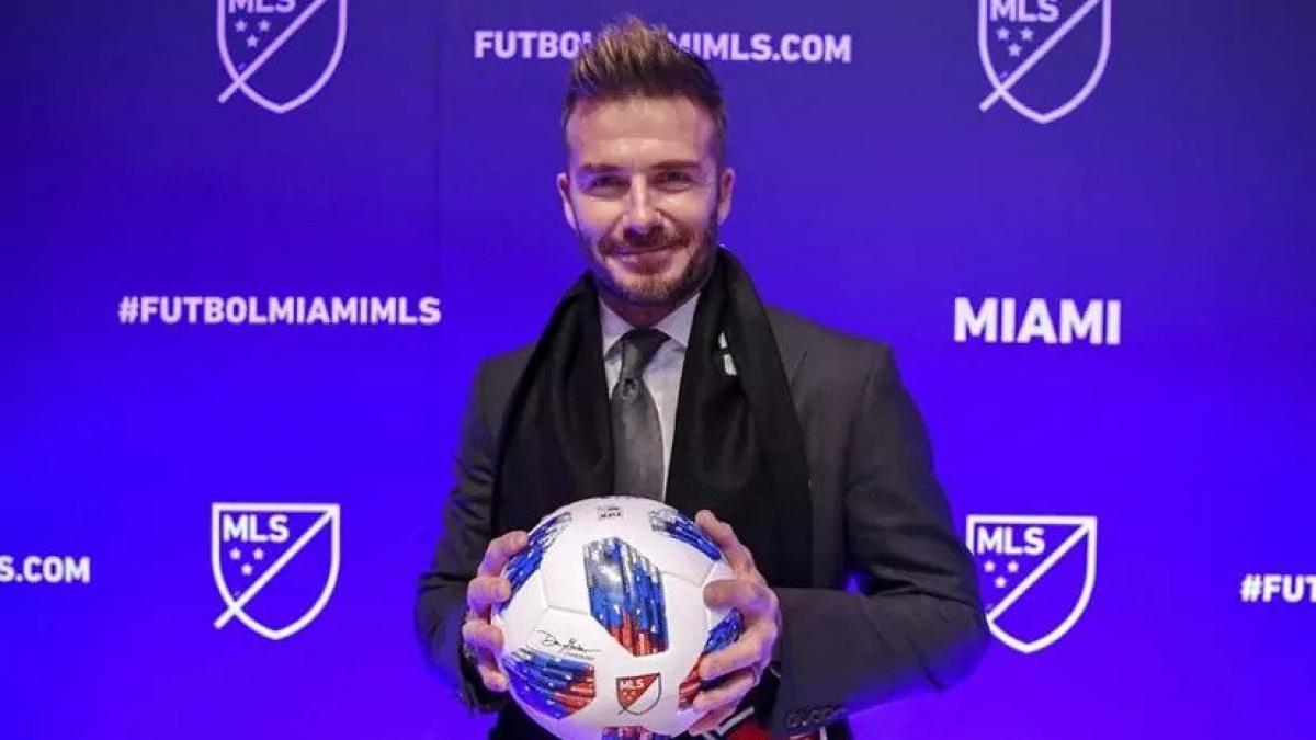 David Beckham khẳng định việc đưa Ronaldo hay Messi về với đội bóng Inter Miami không phải là điều quá khó khăn. (Ảnh: Getty).