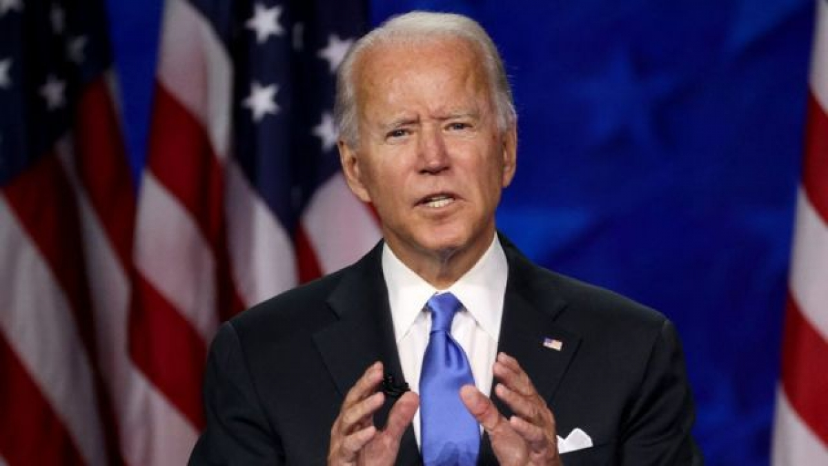 Tổng thống Mỹ Biden. Ảnh: BBC