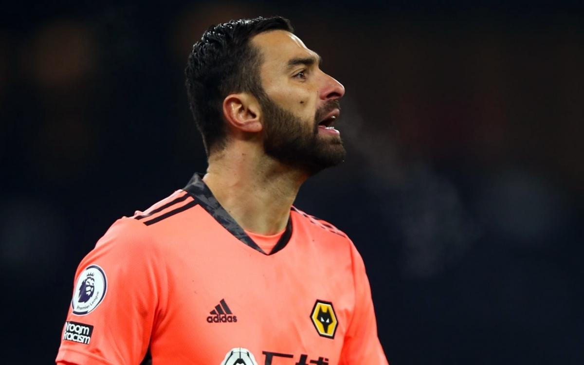 Có 8 cầu thủ Bồ Đào Nha ra sân trong đội hình xuất phát ở trận Man City 4-1 Wolves (Ảnh: Getty).