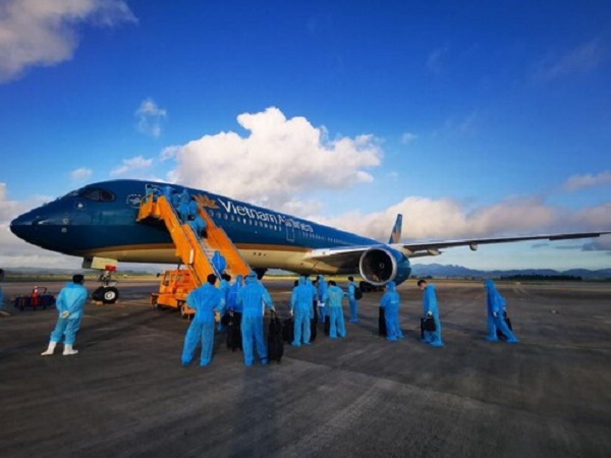 Vietnam Airlines sẽ mở rộng kế hoạch khai thác thường lệ đến 4 đường bay quốc tế gồm Hà Nội-Narita (Tokyo, Nhật Bản), Hà Nội-Incheon (Seoul, Hàn Quốc), Hà Nội-Sydney và TP Hồ Chí Minh-Sydney (Australia).
