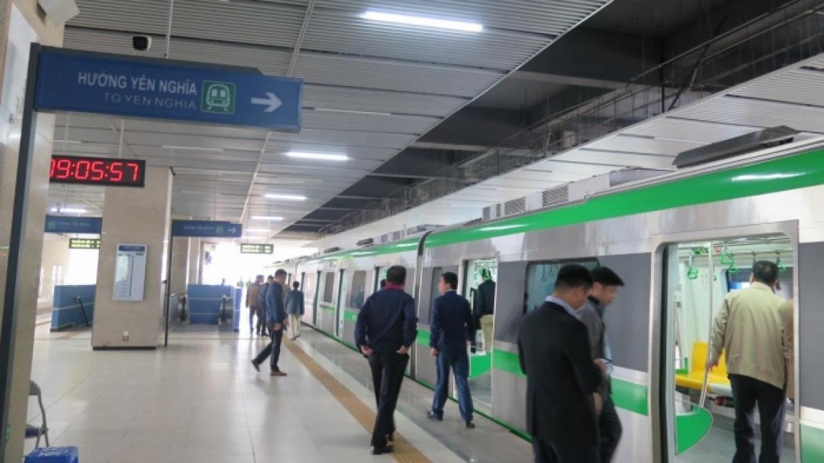 Chỉ còn 20 ngày nữa là Bộ GTVT bàn giao dự án đường sắt Cát Linh – Hà Đông cho UNBD TP Hà Nội.